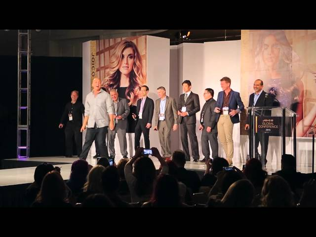 Joico June Global Update Training