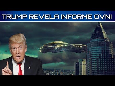TRUMP Revela Informe Sobre OVNIS