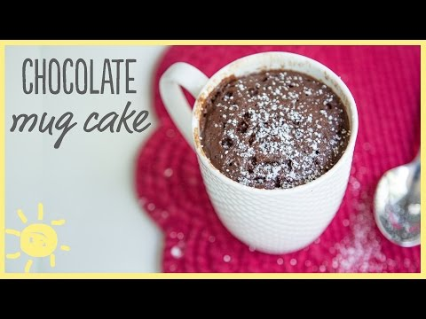 EAT   Chocolate Mug Cake