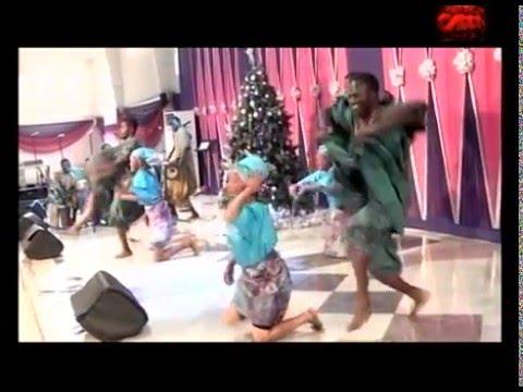 National Troupe Presentation (Traditional Christmas Dance) @ TOD Carol Service 2015