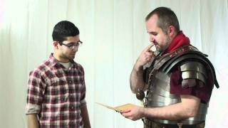 Interview with a Roman Soldier - Part 1