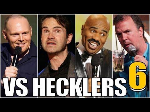 Famous Comedians VS. Hecklers (Part 6/6)