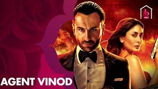 الأكشن والرومانسية يجمعان سيف علي خان وكارينا كابور غداً في AGENT VINOD