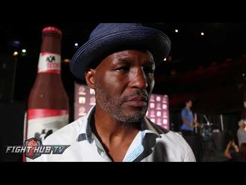 Thumbnail: Bernard Hopkins reacts to Mayweather vs McGregor Press Conferences
