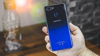 Oppo F9 Full Review | اف ٧ في غلافة الجديد