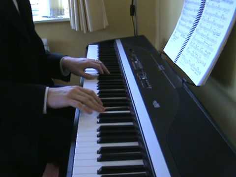 Crazy  Gnarls Barkley piano version