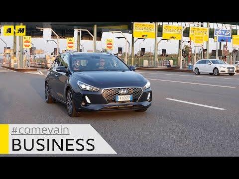 Hyundai i30 Wagon, come va in.. Business