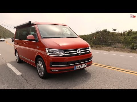 Volkswagen California - Czyli Najpopularniejszy Kamper świata