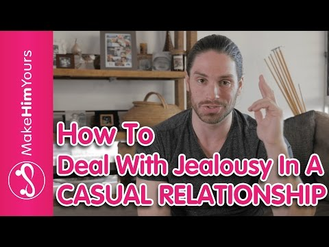 dealing with jealousy in dating
