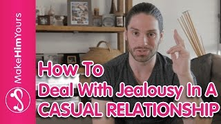 Casual Dating Jealousy