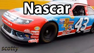 Nascar Rides, Pit Crews, And Contact Lenses
