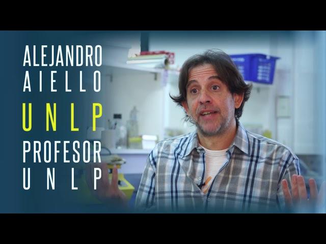 Expertos UNLP - Investigadores de la UNLP buscan cuantificar la carga viral del SARS COV2.