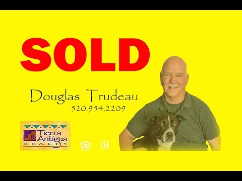 SOLD 6501 W Sweetwater Dr - Video - Tucson Homes For Sale - Tierra Antigua Realty