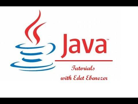 Java Tutorials : Nested For Loop