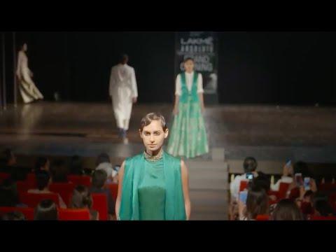 Lakmé Fashion Week Winter Festive '17