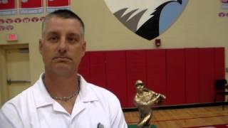 A.C. Flora baseball coach Andy Hallett