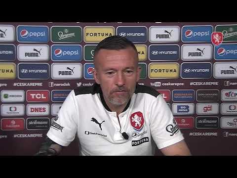 ČR A | Tisková konference s asistentem Jiřím Chytrým