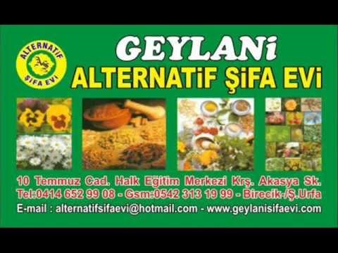 Geylani Alternatif Sifa evi / Sattigimiz ürünlerden