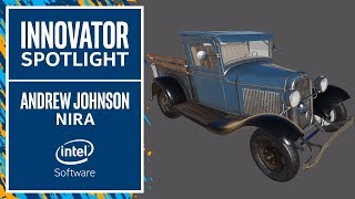 Andrew Johnson | Innovator Spotlight | Intel Software
