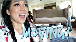 WE'RE MOVING! - Dancember 12, 2016 -  ItsJudysLife Vlogs
