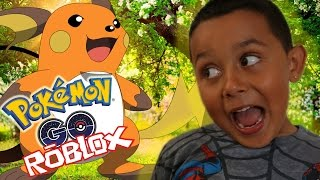 LET'S CATCH EVERY POKEMON IN THE GAME!?!?! Roblox Pokemon GO (ROBLOX) Gameplay part 4