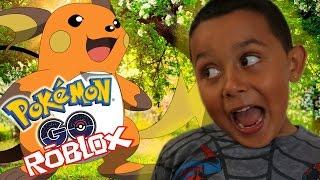 LET'S CATCH CHAQUE POKEMON DANS LE JEU!?!?! Roblox Pokemon GO (ROBLOX) Gameplay partie 4