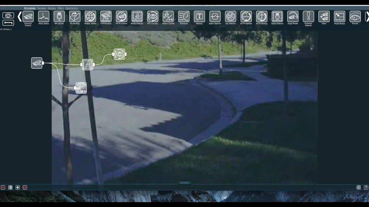 Xeoma Surveillance - Review