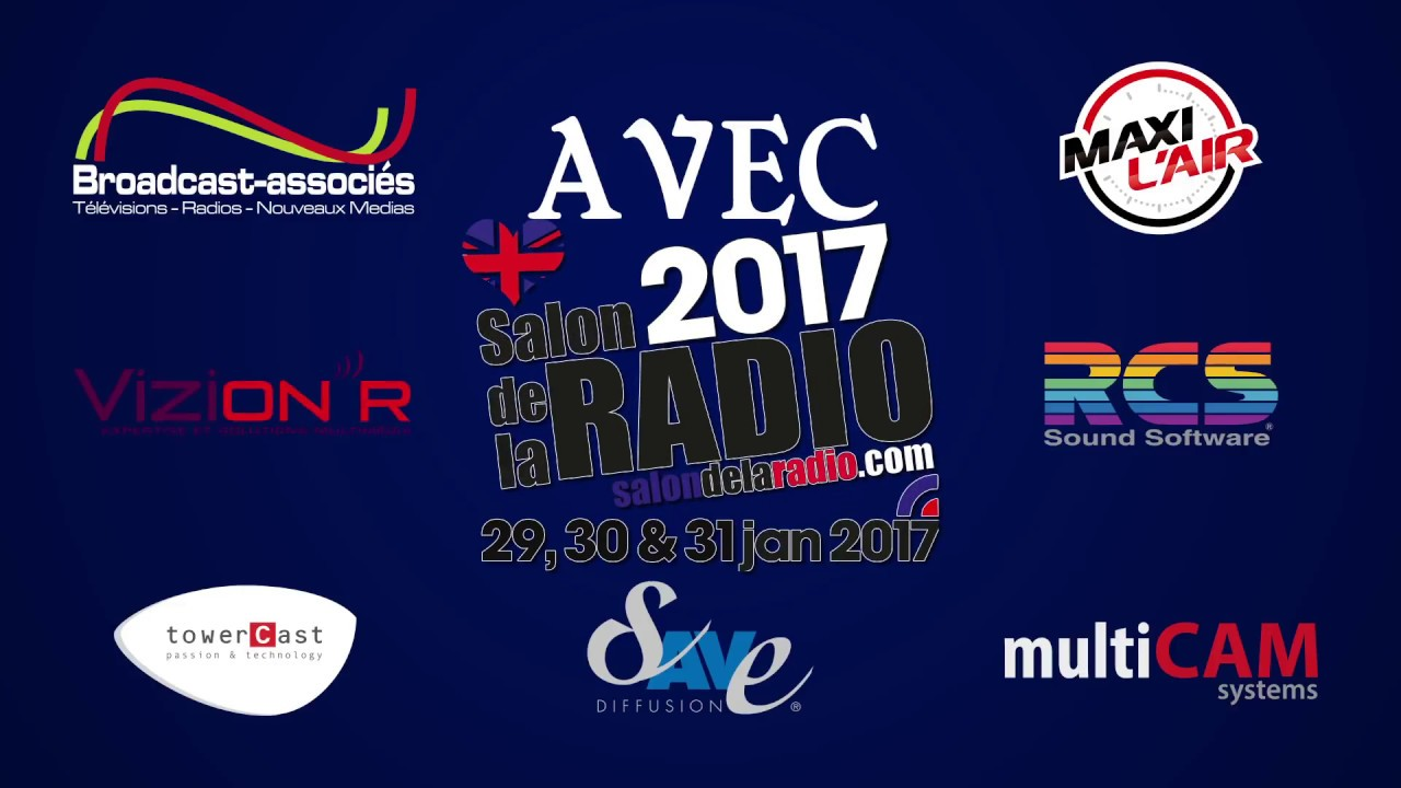 La radio du salon de la radio 2017 youtube for Salon de la radio 2017