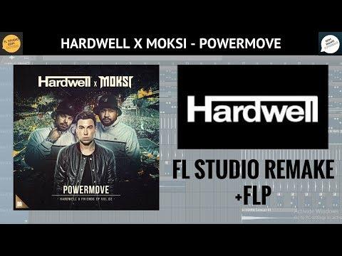 Hardwell x Moksi - Powermove [FL STUDIO REMAKE] +FLP