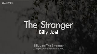 Billy Joel-The Stranger (MR/Instrumental/Lyrics Ver.) [ZZang KARAOKE]