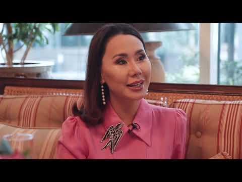 Динара Сатжан - личный бренд, пандемия, интервью для Медиа Топ