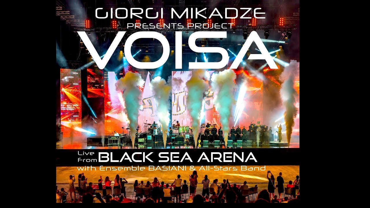 VOISA Trailer - live from Black Sea Arena 2018