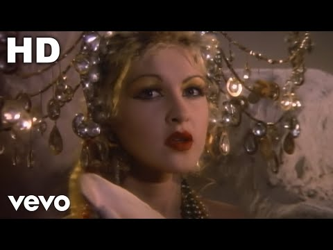 cyndi-lauper---true-colors-(video)