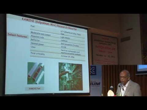 Nuclear Power from Thorium – Different Approaches by S. Banerjee at ThEC5