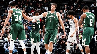 Highlights: Bucks 117 - Nets 97 | 1.18.20