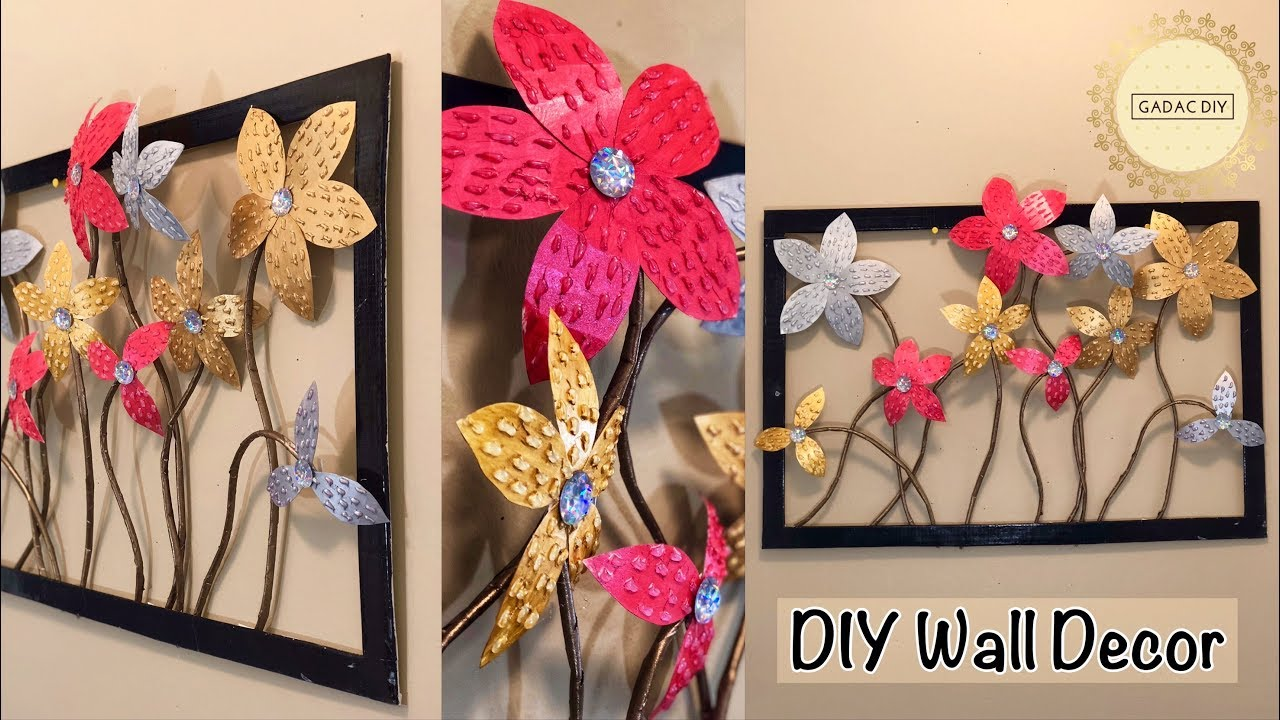 Unique Wall Hanging Wall Hanging Craft Ideas Gadac Diy