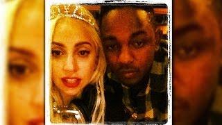 Lady Gaga & Kendrick Lamar New Song 'Partynauseous' LEAKS