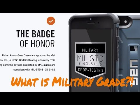 What is a Military Grade Standard?