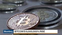 Bitcoin's 9,000,000% Rise
