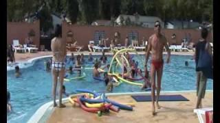 piscine Camping Les galets Argeles sur mer France