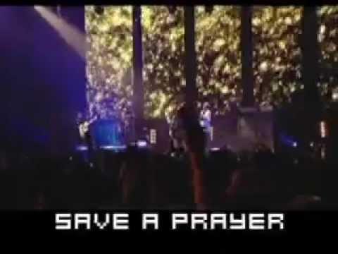 Duran Duran - Live from London DVD - Globo TV Ad Brazil