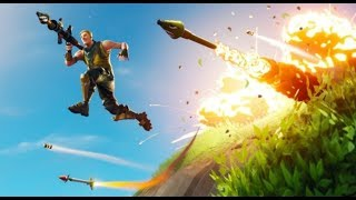 Playing Rockets With New Skin Shade FortNite Battle Royal Top Player On Dous #14 Lets Keep It Up :]