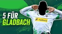 Borussia Mönchengladbach: 5 Transfers für die Champions League!