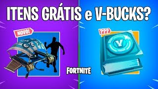 FORTNITE-NEW FREE ITEMS and CHALLENGES V-BUCKS? -Patch 8.3