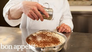 Mind-Blowing Tiramisu the Del Posto Way | Sweet Spots