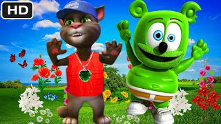 Osito Gominola - Yo Soy Tu Gominola / Cancion Infantil _ Gato Tom + Gummy Bear