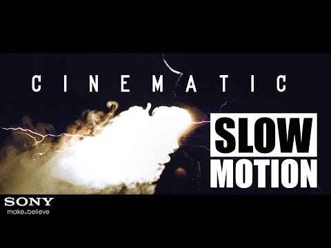 Cinematic slow motion | Sony RX100 VI | Motion Cast