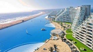 Der größte Pool der Welt