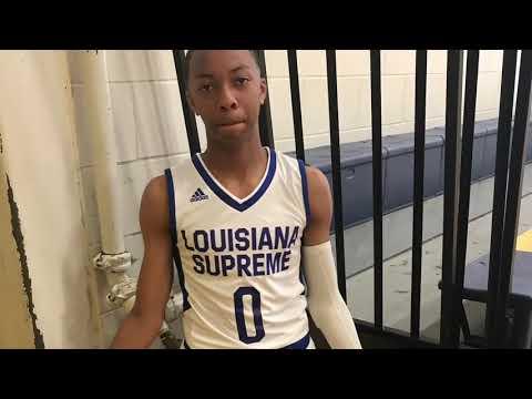 Tyren LeBeauf Louisiana Supreme 14u