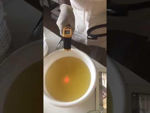 Making Scented Oatmeal Milk & Honey Soap